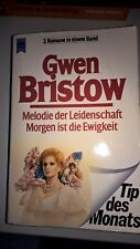 Doppelband: Melodie der Leidenschaft/Morgen ist die Ewigkeit-Gwen Bristow - 1989