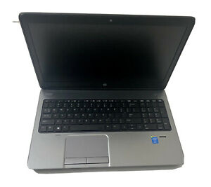 """HP ProBook 650 G1 15.6"""" Core i7-4712MQ (3.3GHz Max) WIN 10P with Recovery Drive"""