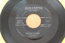 ANDY WILSON Teenage Martha/My Love My Love 45 R&B Rockabilly Screamer HEAR