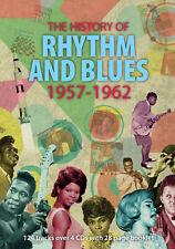 History Of Rhythm & Blues 1957-1962 4CD