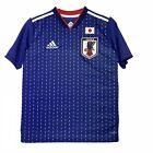 Adidas Japan Soccer Jersey 2018 World Cup Home Football Shirt Blue Kids Size 160