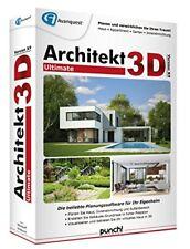 Avanquest Software Architekt 3d X9 Ultimate De 1019256 D