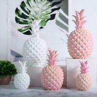 Nordic Modern Home Decoration Pineapple Ornament Resin Craft Window Desktop Home