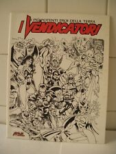 Marvel Story nuova serie n.3 I Vendicatori Pubblicazione amatoriale Marzo 1995.