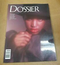 DOSSIER Magazine Issue #2 2008 Pamela Love Paz de la Huerta