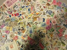 USA USED STAMP LOT OVER 1200 DIFFERENT COMMEMORATIVES COMPLETE 1935-85 + OTHERS