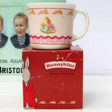 Royal Doulton Bunnykins Sweet Hearts Child's Nursery Cup Mug