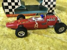 Scalextric Race Tuned C.9 FERRARI GP Slot Car Boxed