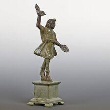 Fine ROMAINE statue d'un lar
