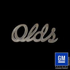 Speedcult / New Item / Olds Script / Metal / Sign / Gmolds02