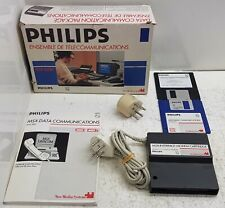 Philips MSX Interface-Modem Cartridge NMS 1255 [Boxed] with Original Software