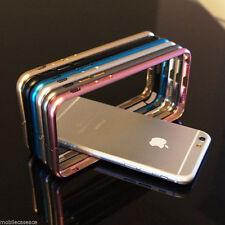 *SALE* Aluminium Metal Hard Bumper Tough Case Cover for iPhone 4 5s SE 6 6 Plus