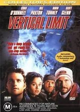 (DVD Movie) Vertical Limits (2000) (M) (Action/Adventure) R4, PAL, Guaranteed