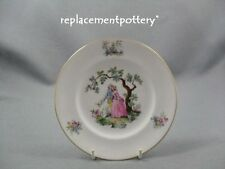 Royal Worcester PIASTRA LATERALE WATTEAU.