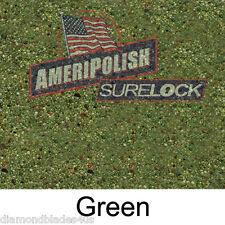 5 GL. GREEN CONCRETE COLOR DYE FOR CEMENT, STAIN AMERIPOLISH Surelock color