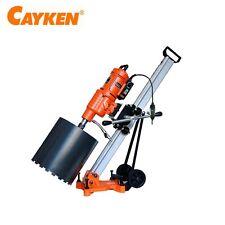 """CAYKEN 12"""" Concrete Core Drill Diamond Core Drill With Stand SCY-3050BCEM"""