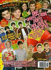 WORD UP! MAGAZINE #36 - ONE DIRECTION Issue - with 12 PULL-OUT POSTERS - 2012 !!