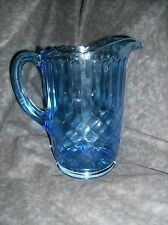 BLUE DEPRESSION AUNT POLLY PITCHER