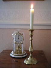 Schöner Kerzenleuchter / Messing / Höhe 23 cm !