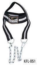 Kango Strong Head Neck Harness Weight Lifting for Neck Muscles building Gym fit