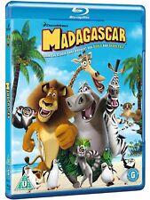 Madagascar (Dreamworks) Blu-ray Region B New