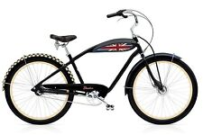 Electra mod 3i beachcruiser chopperbike Cruiser bike Union Jack estilo vintage