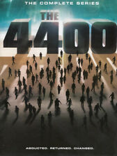THE 4400 : THE COMPLETE SERIES (BOXSET) (DVD)
