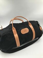 A&E Black Gym Bag Shoulder Strap