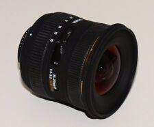 Sigma EX 10-20 mm D 1:4-5.6 DC HSM pour Nikon