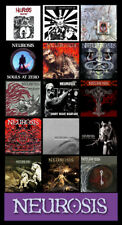 "NEUROSIS album discography magnet (4.5"" x 3.5"")"
