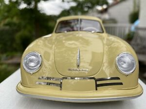 1:18 CULT SCALE MODELS Porsche 356-2 Gmund Coupe  by RACEFACE-MODELCARS