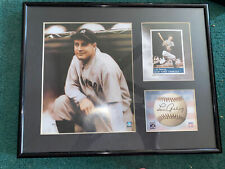 Framed Lou Gehrig Art Yankees MLB Collectible Limited #877 of 5000 made