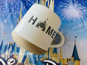 2021 Disney Parks HOME Cinderella Castle Mug Cup NEW