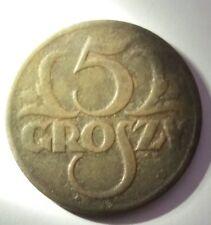 2054. 5 groszy 1923 weight 2,5 g (+50