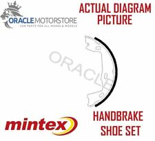 NEW MINTEX REAR PARKING BRAKE SHOE SET BRAKING SHOES GENUINE OE QUALITY MFR147