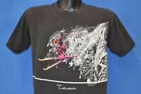 vintage 90s TAOS NEW MEXICO SKI SKIING TOURIST SNOW RESORT t-shirt MEDIUM M