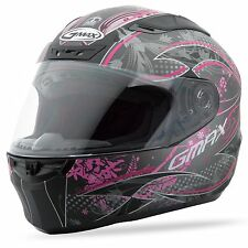 GMAX FF88 Helmet Offroad Dirtbike ATV UTV Dirt Bike Quad 4 Wheeler