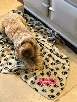 Personalised Cat Dog Blanket