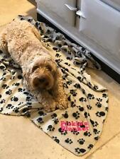 Personalised Cat Dog Blanket