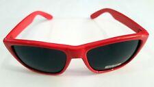 Unisex Sports Sunglasses Red Plastic 100% Eye protection UV 400 UVA & UVB #544