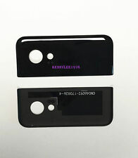 "Upper Rear Back Camera Glass Lens Cover Case For 6.0"" Google Pixel 2 XL Black"