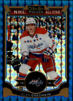 2015-16 O-Pee-Chee Platinum Blue Cubes #150 Alexander Ovechkin /75 - NM-MT