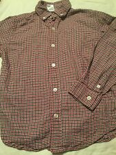Gymboree Boys Long Sleeve Button Up Shirt Size 6