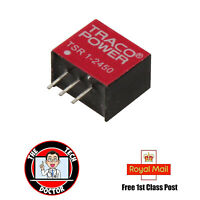 TSR 1-2450 TRACOPOWER Non-Isolated DC/DC Converter 6.5-36V in 5V Out 1A SMT