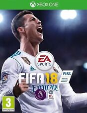 Fifa 18(Xbox One)-PRESTINE-SAME Day Dispatch-1st Class Fast & Free Delivery
