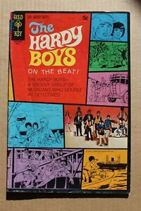 The Hardy Boys, Issue #1, April 1970, Mystery Stories