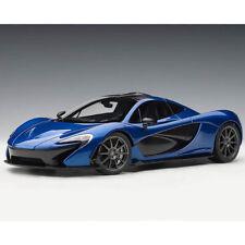 Autoart  76061 McLaren P1 1:18 Model Car Azure Blue