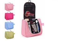 Hanging Folding Cosmetic Wash Bag Toiletry Travel MakeUp