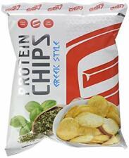 GOT7 High Protein Chips - 40% Protein Fitnesssnack - 6x 50g (Greek Style)