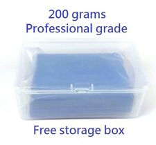 200 Grams 7oz Medium Grade Blue Clay Bar For Auto Car Boat Detailing Commercial